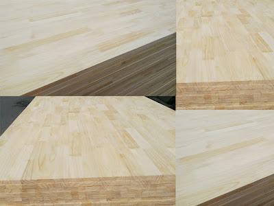 gỗ ghép Thông mặt A
