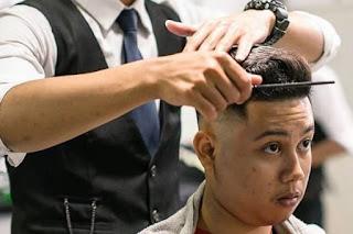 jasa potong rambut