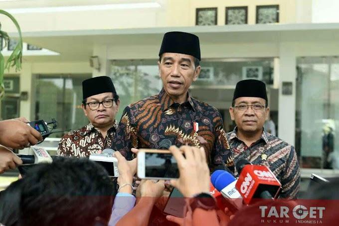 Presiden Joko Widodo Instruksikan Penanganan Segera Korban Gempa Ambon