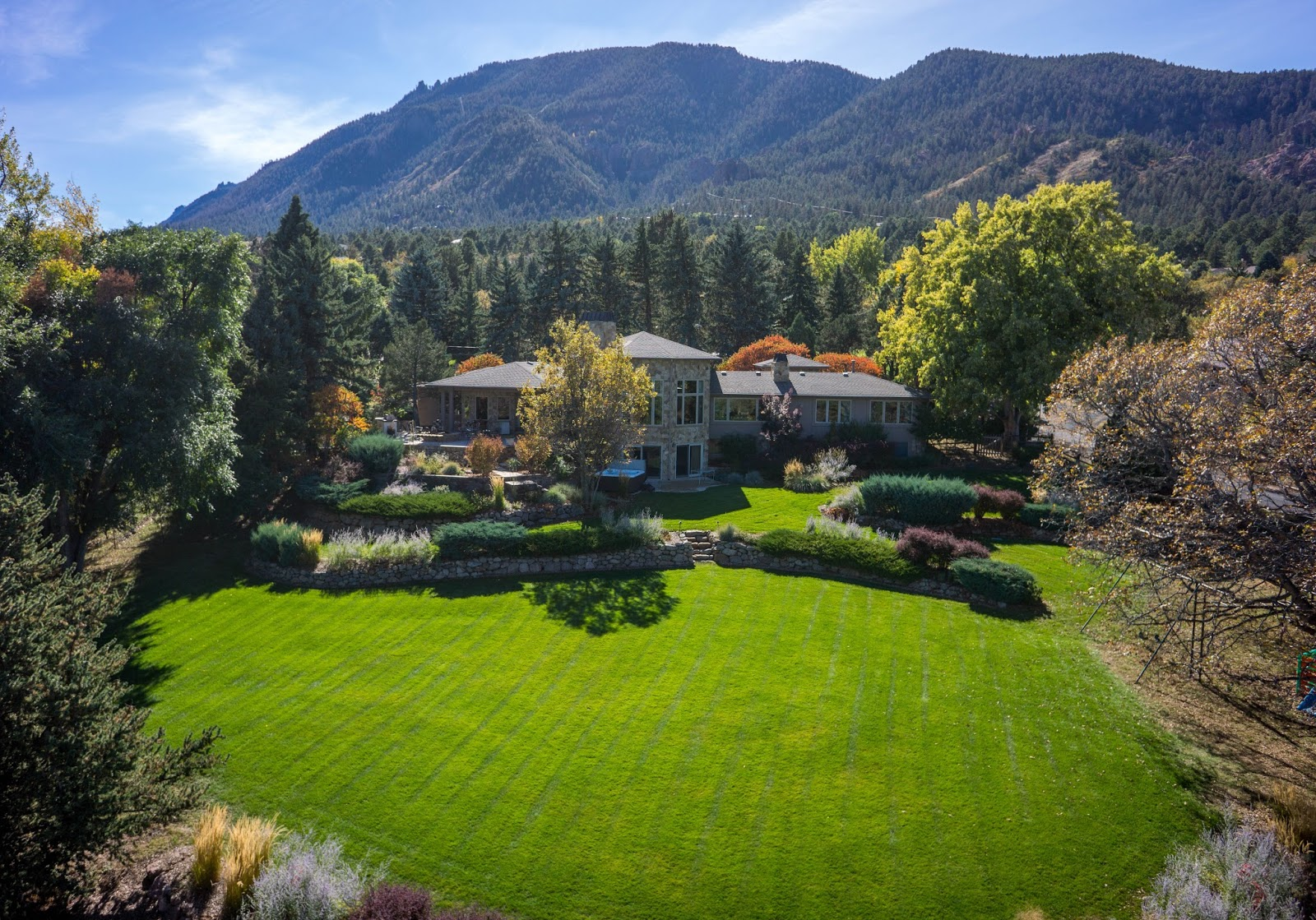 colorado springs real estate stunning home for sale in