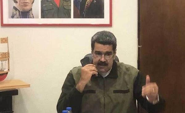Presiente Nicolas Maduro convocó a actividades este viernes 29 y sábado 30 de marzo