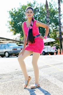 Shanvi New Stills From Lovely CF 03