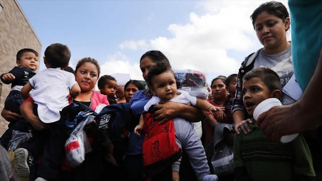 """""""EEUU mantiene separación familiar indefinida para inmigrantes"""""""