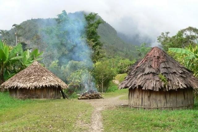 Rumah Adat Wamai