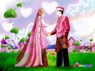 Mendapatkan Istri Cantik,  Kaya,  dan Shalihah (2)