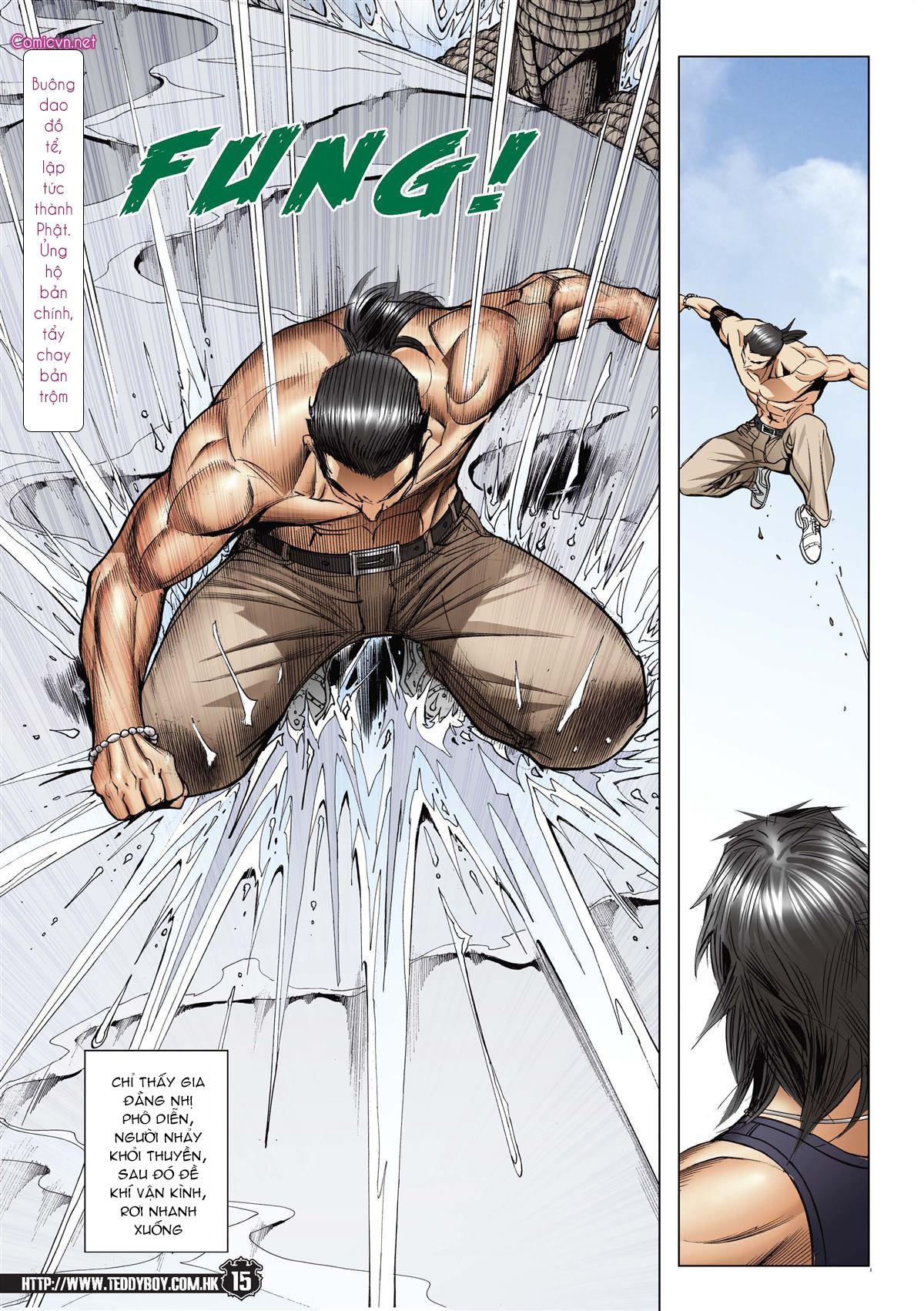Người Trong Giang Hồ chapter 2148: tiểu mã vs gia đằng nhị trang 13
