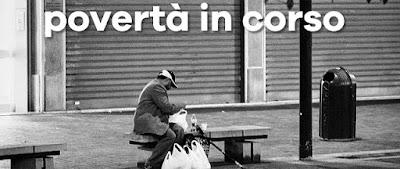 Diventare povero - paura della poverta'