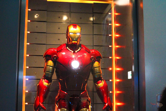 Iron Man Experience in Tomorrowland