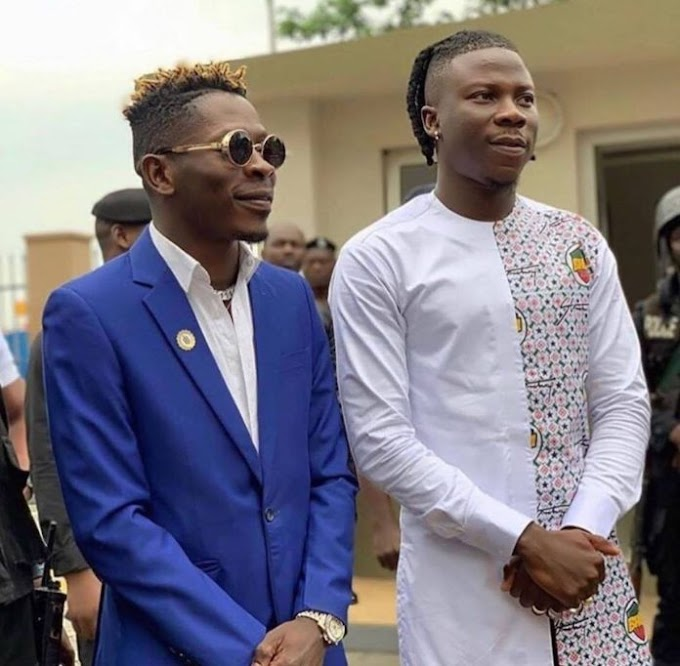 We commit our peace accord to divinity – Stonebwoy, Shatta Wale