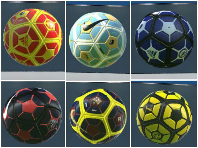 PES 2017 Fantasy Ball Pack dari M.H.Pevyandi