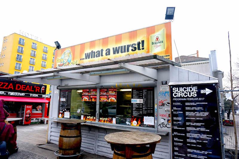 zwiedzanie Berlina, co zobaczyć w Berlinie, co jeść w Berlinie, street food Berlin