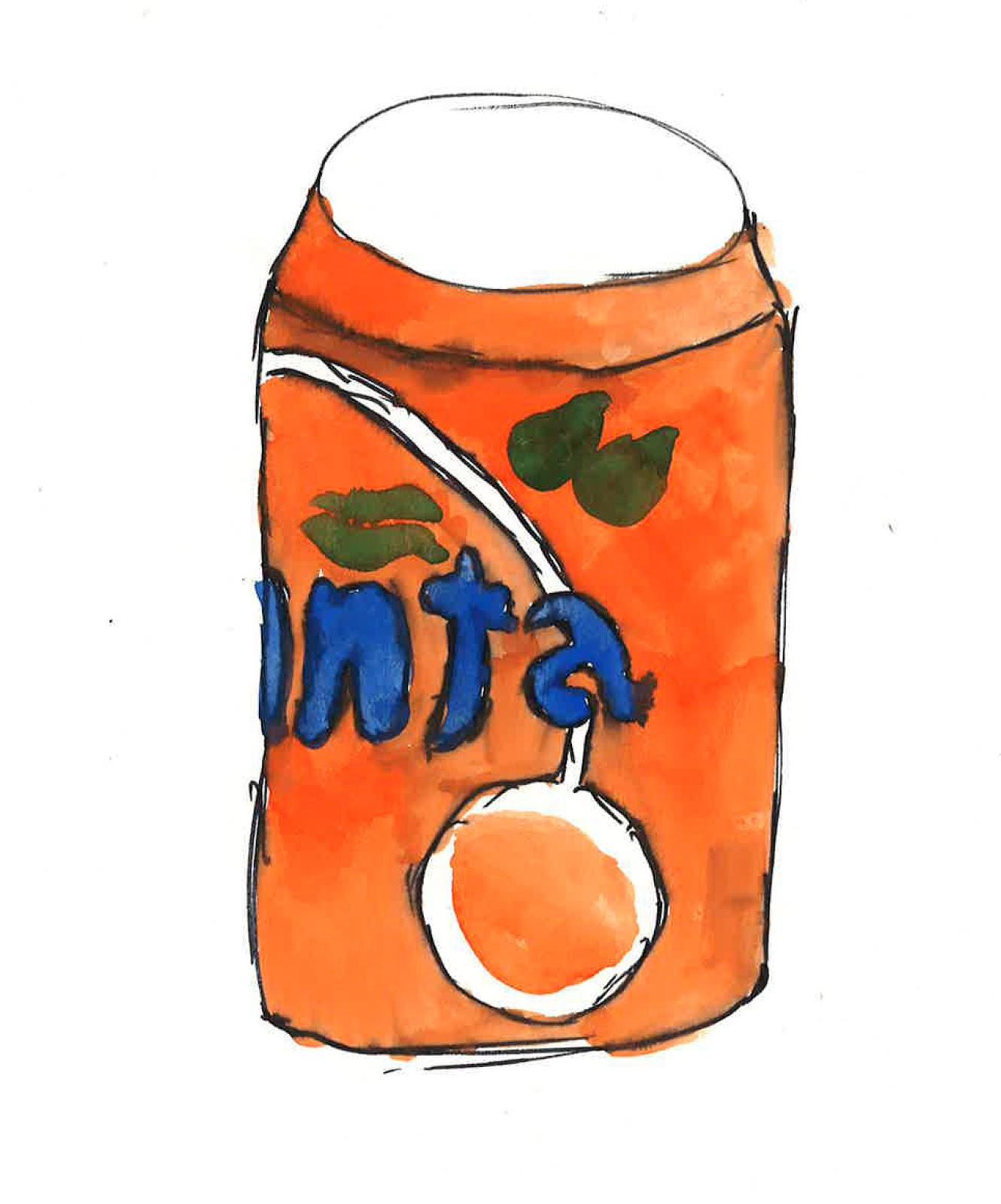 drawing-of-orange