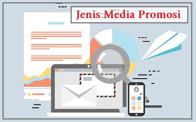 jenis - jenis media promosi