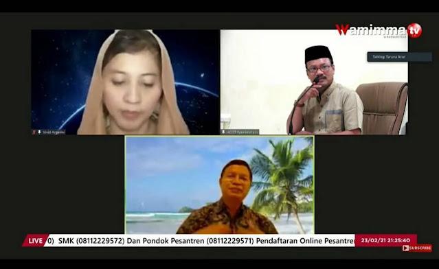 vivid f argarini ngaji online wamimma tv