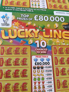 £2 Lucky Lines