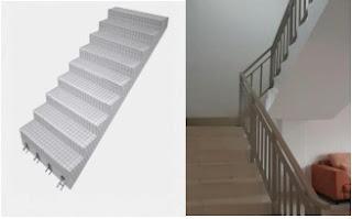 Stair Panel dan Aplikasinya pada Apartemen
