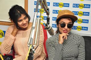 Hebah Patel Tejaswi Madivada Nanna Nenu Naa Boyfriends Movie Song Launch at BIG FM  0013.jpg