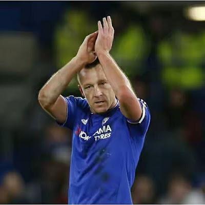Conte: Chelsea Akan Selalu Ada Untukmu Terry !!