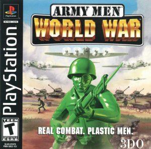 Download Army Men: World War (Ps1)
