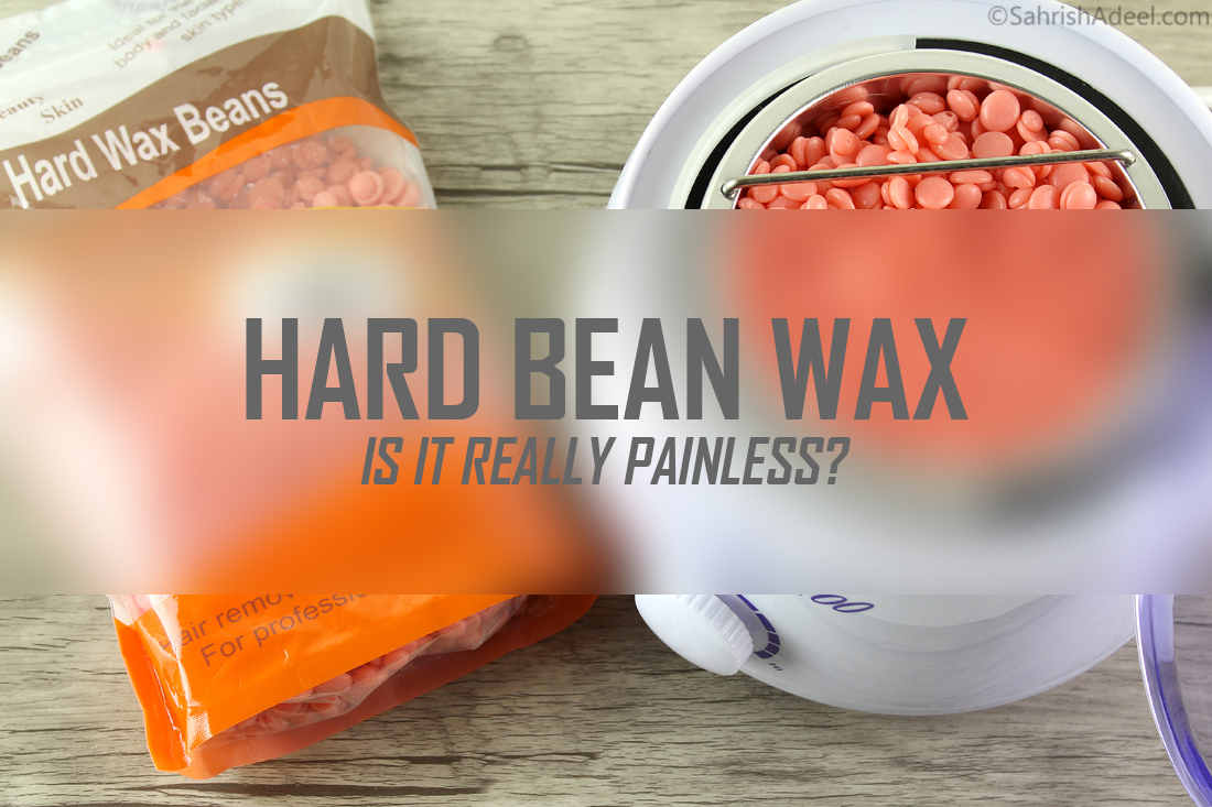 Is Bean Wax Really Painless? Review and Before n After