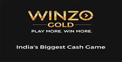 play and earn money with Winzo gold