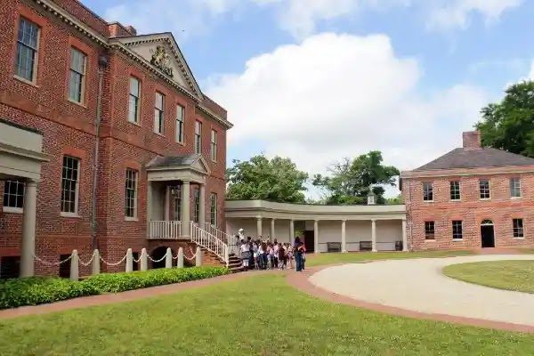 things to do in jacksonville nc : Tryon Palace