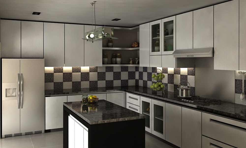 design kitchen set design interior palembang kitchen set amp mini bar 735