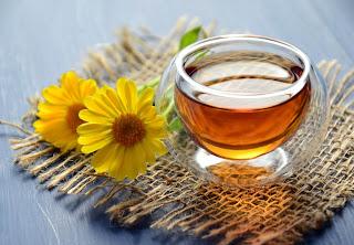 Té de miel para la tos seca