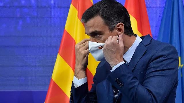 España eliminará obligatoriedad de uso de mascarilla a partir del 26 de junio