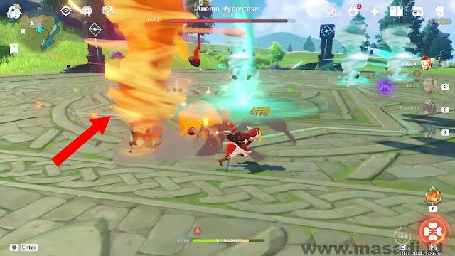 Hiden Achievement Genshin Impact