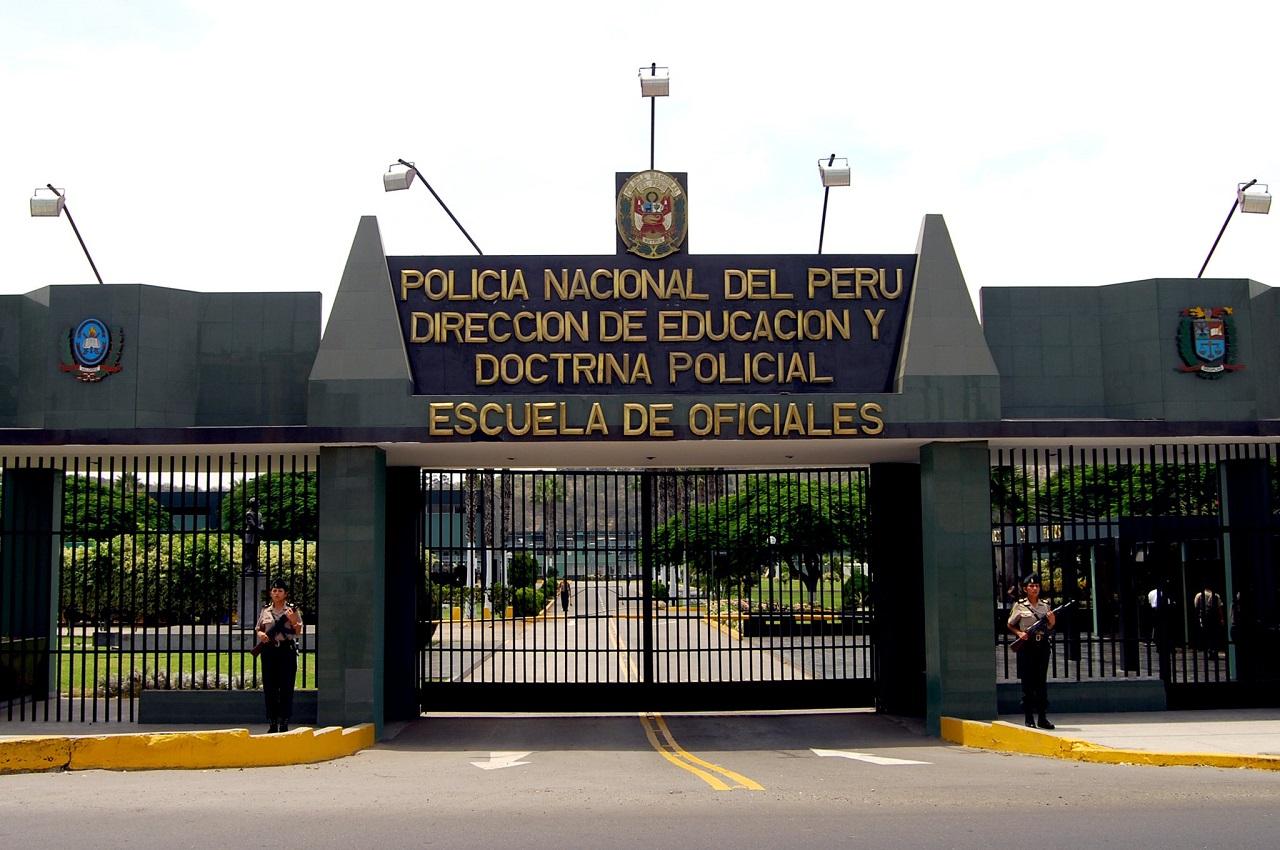 Escuela de Oficiales PNP (EO-PNP)