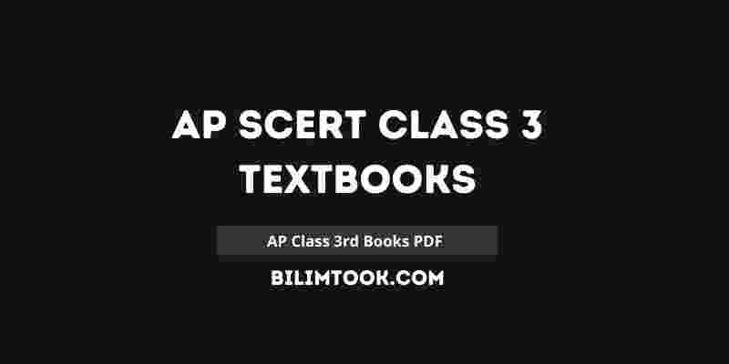 AP SCERT Class 3 Books PDF 2021 | Andhra Pradesh 3rd Books