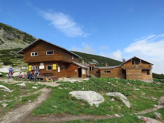 Schronisko Musala Hut (2389 m n.p.m.).