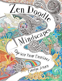 Zen Doodle Mindscapes: Tap Into Your Emotions