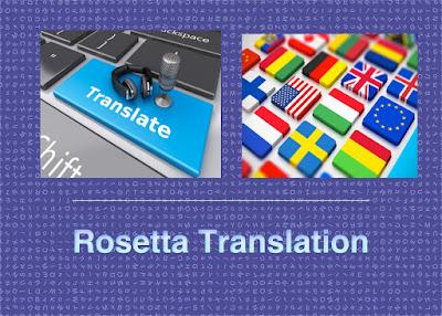 مكتب ترجمة معتمد روزيتا للترجمة