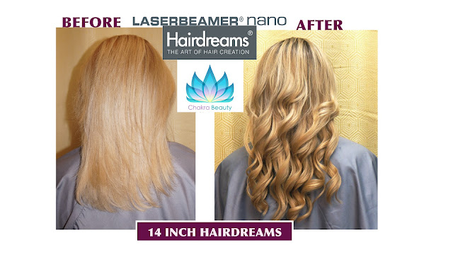 hairdreams laser beamer nano hair extensions