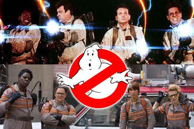 review tiga film ghostbusters