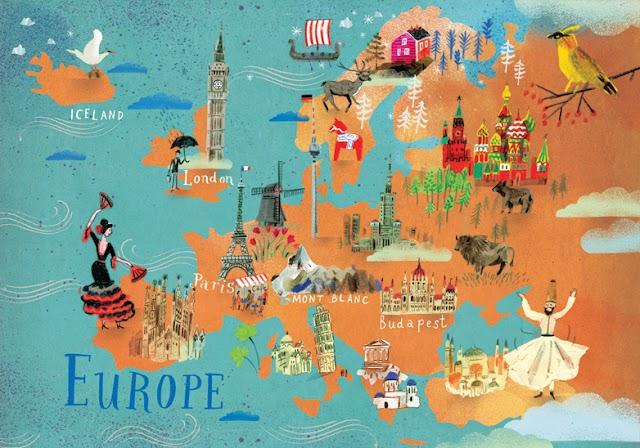 Las tasas turísticas europeas registran una subida generalizada este verano 2019