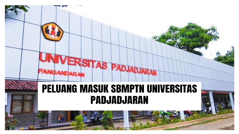 Peluang Masuk SBMPTN UNPAD 2021/2022 (Universitas Padjadjaran)