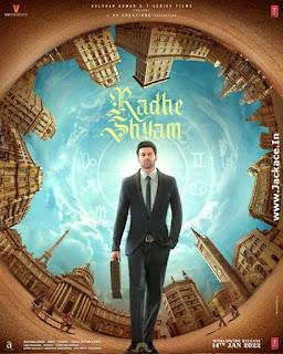 Radhe Shyam First Look Poster 6