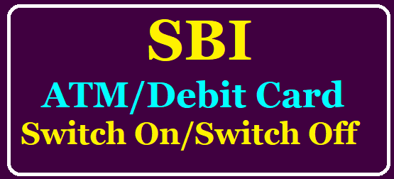 Know Here How to Enable/Disable SBI ATM Cards by using YONO /2020/06/Know-Here-How-to-Enable-Disable-SBI-ATM-Cards-by-using-YONO.html