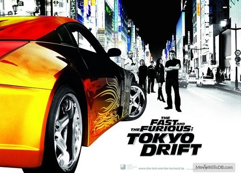 Download The Fast and the Furious: Tokyo Drift (2006) Dual Audio [Hindi+English] 720p + 1080p + 2160p Bluray ESub