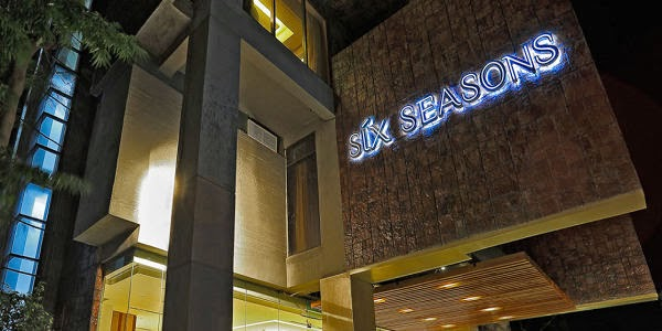 Room Rates of Six Seasons Hotel in Gulshan-Dhaka