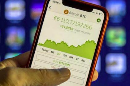 Cara Trading Crypto di Android