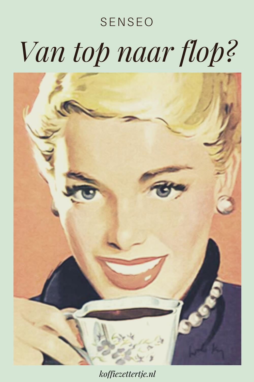 senseo koffie