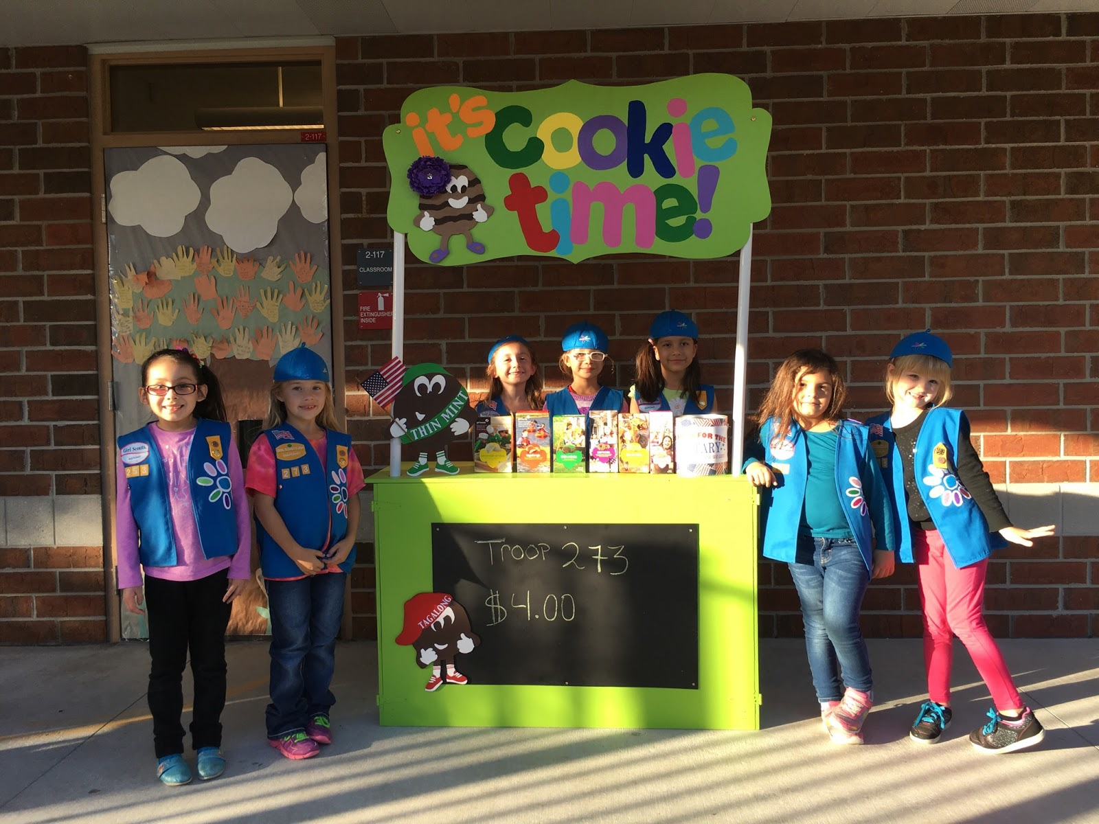 the results are in! - girl scout blog