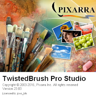 Download Gratis Software Desain Grafis Pixarra TwistedBrush Pro Studio 23.03 Full Version