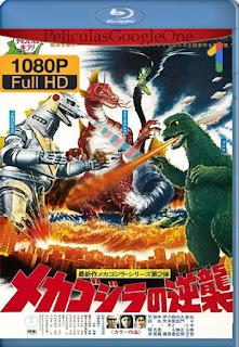 El Terror De Mechagodzilla [1975] [1080p BRrip] [Latino-Castellano-Japones] [HazroaH]