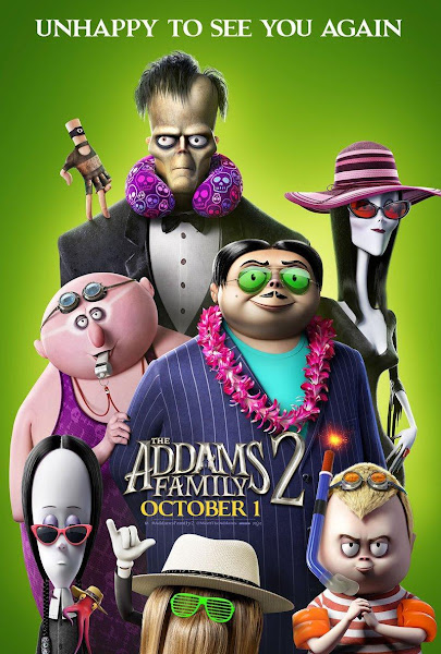 Los Locos Addams 2 en Español Latino