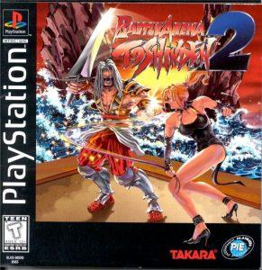 Download Battle Arena Toshinden 2 (Ps1)